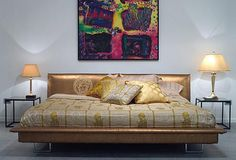 Spencer Bed - Versace Home Collection