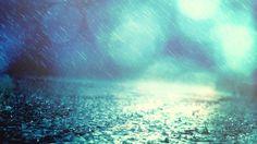 8 HOURS Relaxing Music | Healing Binaural Rain | Background for Sleep, M...