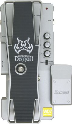 Ibanez WD7 Weeping Demon Wah Guitar Effects Pedal