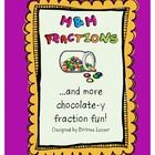 Math has never been sweeter than it is with this exciting fraction packet. M