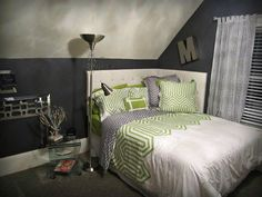 Teen Bedroom #bedroomideas