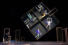 La Clá: Hans Was Heiri. Zimmerman y de Perrot. Teatros del Canal, Madrid. Festival de Otoño a Primavera.