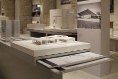 '' Marcel Breuer (1902-1981): Design & Architecture'', view the exhibition at the Cité de l'Architecture in Paris