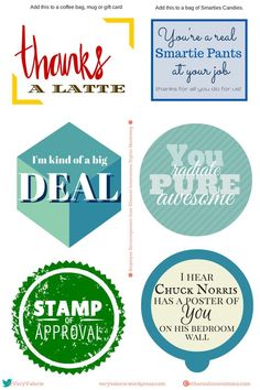 Free Printable Tokens to print for employee encouragement Reward And Recognition, Employee Recognition, Recognition Ideas, Recognition Awards, Employee Appreciation Gifts, Volunteer Appreciation, Employee Rewards, Employee Morale, Employee Gifts