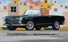 Alfa Romeo 2600 Spider (1964) - sold for $176.000