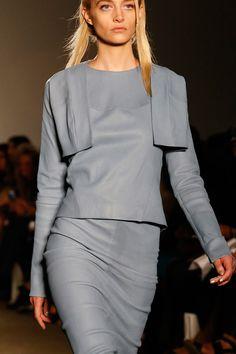 Zero Maria Cornejo Spring 2013 RTW - Review - Vogue