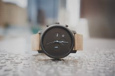 Time is in your hands. The new MVMT Chrono.