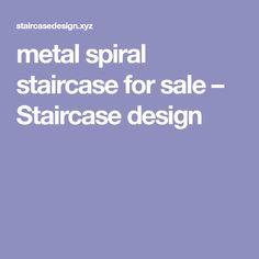 metal spiral staircase for sale - Staircase design Spiral Staircase For Sale, Word Building, Staircase Design, Restoration, Metal, Stair Design, Metals