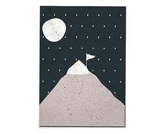 Placa Decorativa Liam - 20X29cm