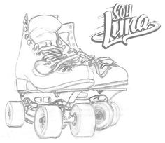 Home Decorating Style 2020 for Dessin à Imprimer Soy Luna, you can see Dessin à Imprimer Soy Luna and more pictures for Home Interior Designing 2020 at Coloriage Kids. Pixel Art, Wonder Woman Drawing, Image Fun, Roller Skating, Cute Pictures, Coloring Pages, Doodles, Sketches, Kawaii
