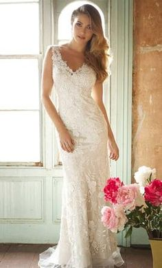 Allure Bridals 8800: buy this dress for a fraction of the salon price on PreOwnedWeddingDresses.com