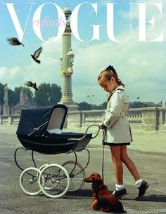 Vogue enfant