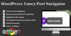 Discount Deals Fancy Post Navigator: WordPress Navigation Pluginso please read the important details before your purchasing anyway here is the best buy