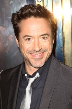 Robert Downey Jr. - Humor and attitude, deadly sexy combo!