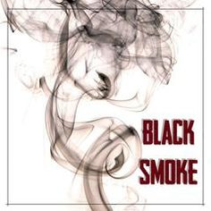 Black smoke   Dense, black smoke coming from a ritual candle is thought to represent negative energy. Conflict, bad luck, and opposing purposes surround your spellwork. Spend some time in prayer or meditation and do a cleansing ritual before proceeding with the working.