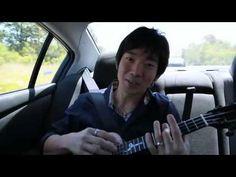 """Buoyant musicianship, brisk proficiency"" New Webisode 3: Ukelele sensation Jake Shimabukuro in the studio with Alan Parsons"