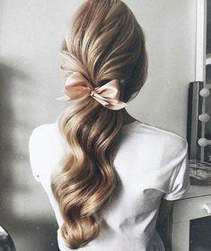 Hair Inspo, Hair Inspiration, Coiffure Hair, Evening Hairstyles, Good Hair Day, Pretty Hairstyles, Ponytail Hairstyles, Fall Hairstyles, Romantic Hairstyles