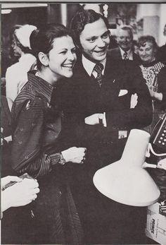 SILVIA & CARL GUSTAV - 1976 NOPE I JUST CAN*T