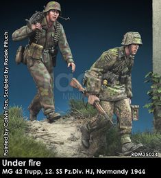 Click on the pic for more details and FREE worldwide shipping on all orders of $90 or more Military Figures, Military Diorama, Military Art, Liberation Of Paris, The Modelling News, Ww2 Uniforms, German Soldiers Ww2, Military Modelling, D Day