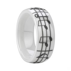 2012 effort to build a music ceramic ring - Tungstenjewellry.com