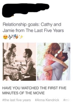 The last five years (THEYRE RELATIONSHIP GOALS BUT ALSO NOT GOALS??)