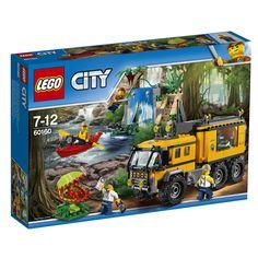 #Lego #LEGO® #60160   LEGO City Mobiles Dschungel-Labor  Alter: 7-12 Teile:  426LEGO ® City Mobiles Dschungel-Labor 60160.    Hier klicken, um weiterzulesen.  Ihr Onlineshop in #Zürich #Bern #Basel #Genf #St.Gallen