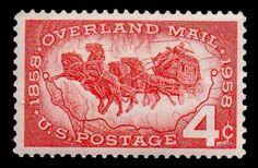 US Stamps 1958. Scott #1120