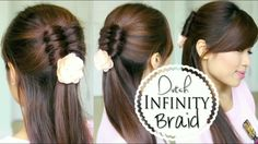 Dutch infinity braid
