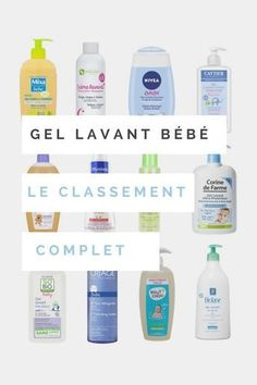 Baby washing gel: the complete classification! ⋆ Club Mamans Baby washing gel: classified by composition. Study of the ingredients to find out which are the cleanest and which to avoid. Baby Care Tips, Baby Tips, Quilts Vintage, Boy Sports Bedroom, Storing Baby Clothes, Bobe, Baby Must Haves, Baby Supplies, First Baby