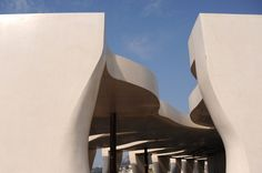 Jean Cocteau Museum by Rudy Ricciotti (Menton, France)