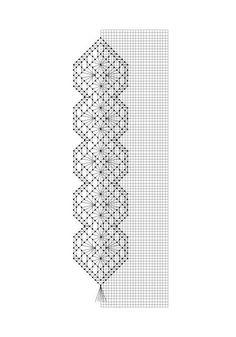 19 plantillas de marcapáginas encaje de bolillos - ★★★★☆ 836 Opiniones - Patrones y Labores