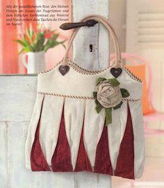 Ulla's Quilt World: Bag, quilts