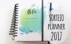 {Sorteio} Planner 2017