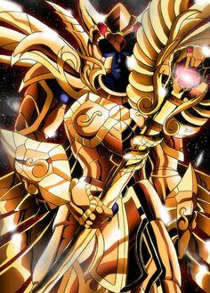 Saint Seiya - 13th Gold Saint