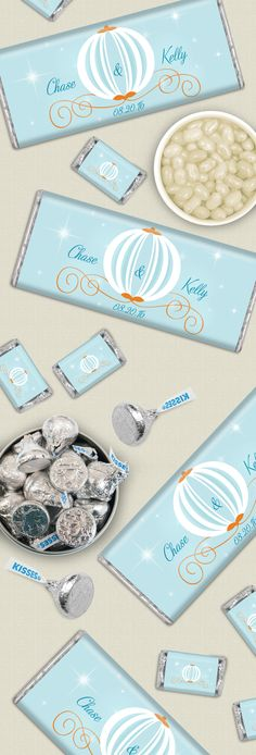Fairytale Wedding Ideas: Candy Buffet Chocolates and Jelly Beans to Match Any Theme!