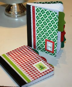The Little Blue House Make and Take Washi Tape Holiday Planner #craft #m #lbh