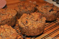 Diabetic Recipes, Diet Recipes, Muffin, Healthy Cake, Health Eating, Paleo, Tasty, Sweets, Cookies