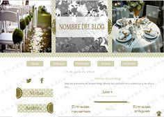 """""""Diseño de blog"""" en venta - Ref. """"Decoración3"""""""