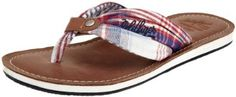 Nothing says summer like a great pair of flip flops!! Tommy Hilfiger ->