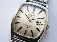 ★OMEGA オメガ CONSTELLATION コンステレーション CHRONOMETER クロノメーター AUTOMATIC 腕時計★の1番目の画像