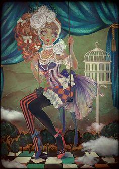 little world by Rin54321