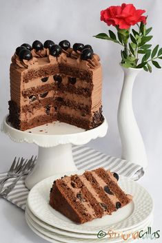 Mousse Cake, Something Sweet, Coffee Recipes, Food Porn, Food And Drink, Birthday Cake, Yummy Food, Sweets, Cookies