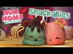 Pip, Pup and Pop's Fun Fair | Num Noms Snackables | Webisode #3 - YouTube