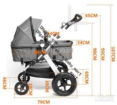 I Believe Baby Carriage Infants Strollers Baby Pram Prams Baby Buggy Baby Stroller Strollers Car Strollers For Baby Twin Travel System Stroller With Car Seats From Baby_mart, $409.43  Dhgate.Com