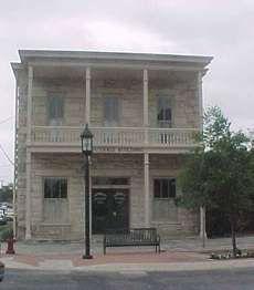 Guthrie Building in Kerrville, Texas