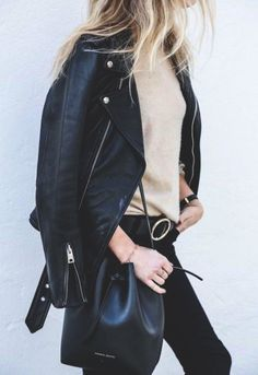 the chic fashionista