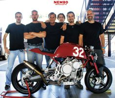 """Nembo 32 rovescio: """"the most expensive road sport-motorcycle in the world"""""""