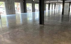 SF Concrete Polishing for Commercial Warehouse. Concrete Light, Polished Concrete, Concrete Floors, Hardwood Floors, Flooring, Warehouse, Commercial, Industrial, Ideas