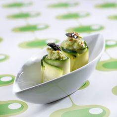 Bouchées de courgettes. Recette : T. Debéthune. Photo : C. Herlédan. Découvrez la recette sur https://www.facebook.com/LesProduitsLaitiers/photos/a.739395296101295.1073741836.136045459769618/739395309434627/?type=3&theater  #entree #starter #appetizers #snack #miam #cuisine #gourmandise #gastronomie #produitslaitiers #dairy #gastronomy #lait #milk #delicious #foodporn #recette #recipe #food