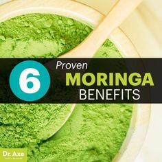 Moringa benefits - Dr. Axe